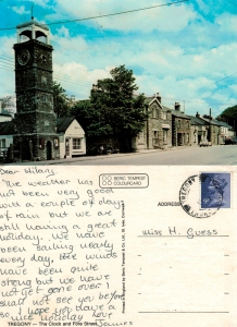 With love from Tregony