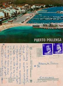 Puerto Pollensa 1985