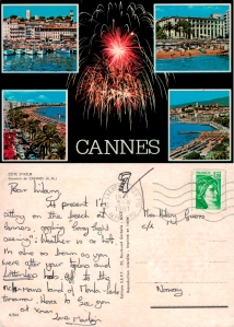 With love from Cannes 1981