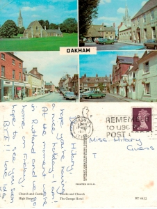 With love from Oakham