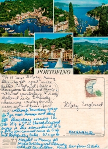 with love from Portofino